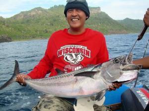 Tuna Gigi Anjing-Lombok
